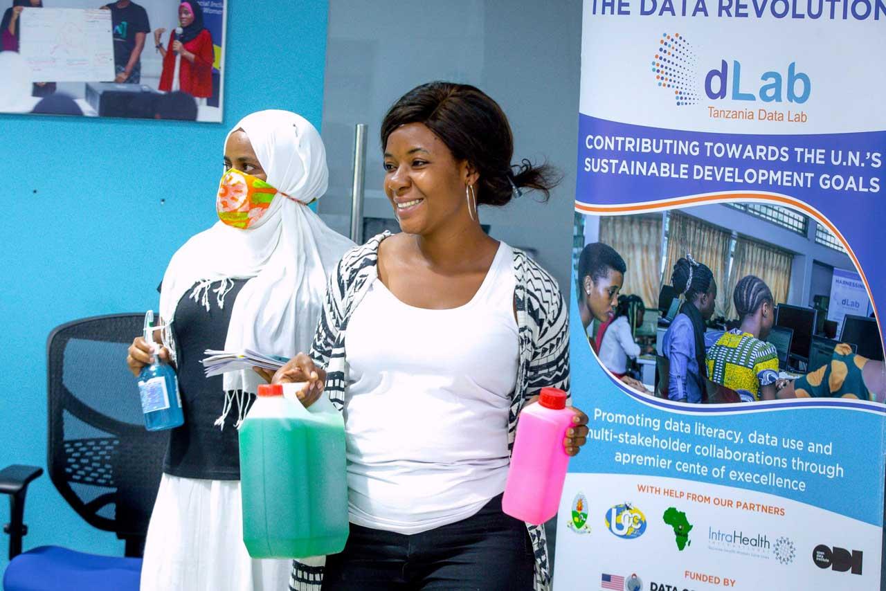 The power of data: dLab empowers women through Data4Her