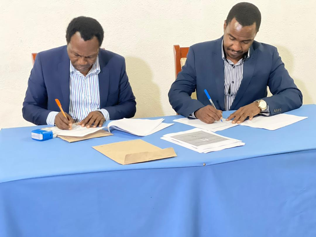 dLab, LGTI sign MOU to enhance data use in Tanzanian Local Government Authorities